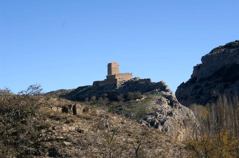 Castillo - La toba de Lucas