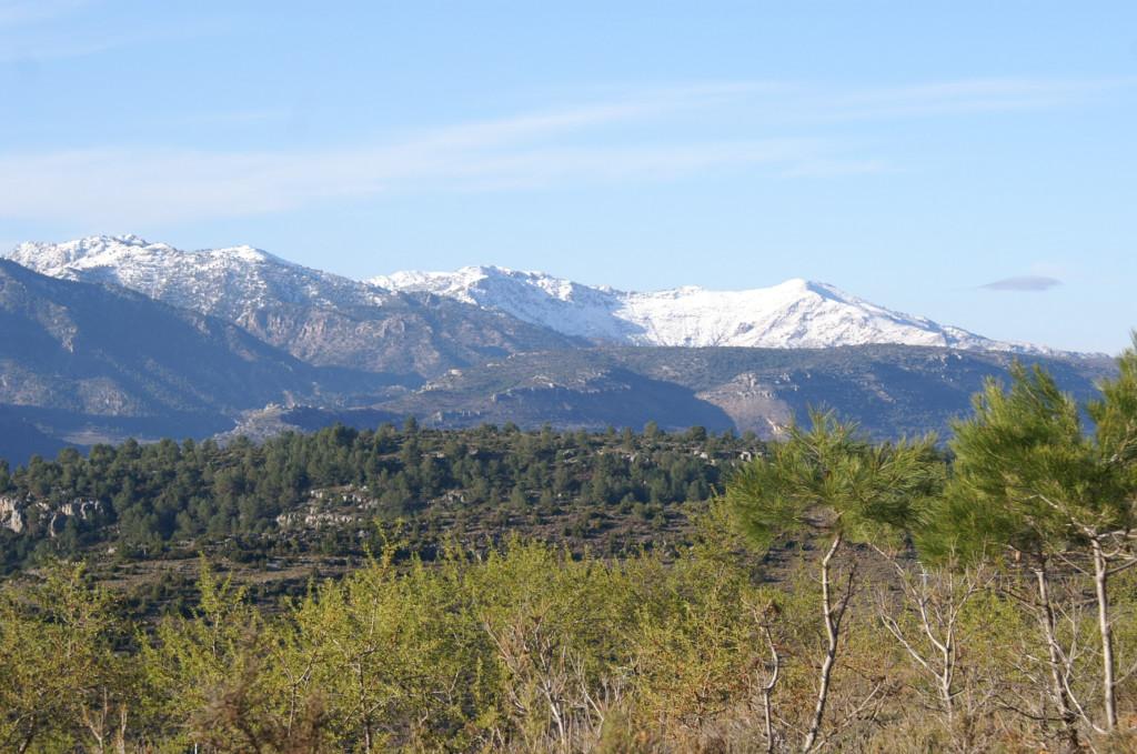 La Sierra del Segura